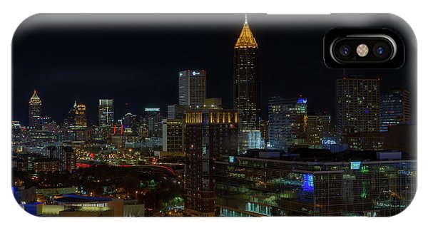 Atlanta Nights IPhone Case