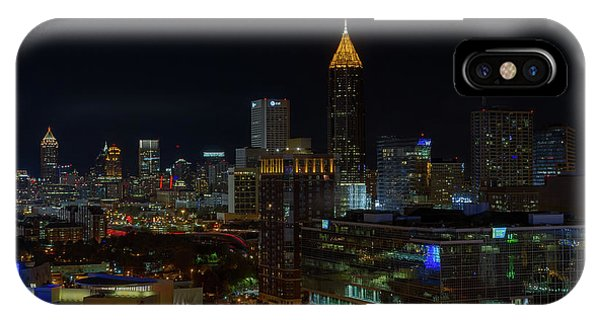 Atlanta Nights IPhone Case
