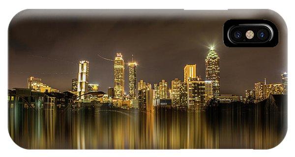 Atlanta Reflection IPhone Case