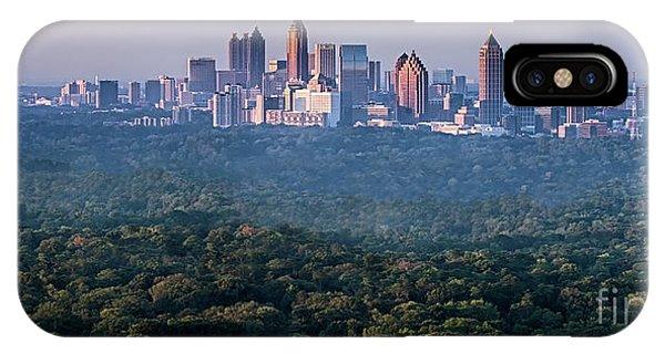 Atlanta Skyline IPhone Case