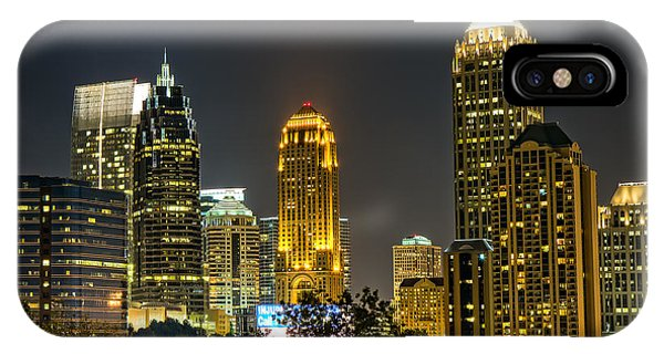 Atlanta Skyscrapers  IPhone Case