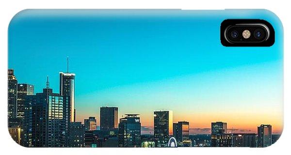 Atlanta Tonight IPhone Case