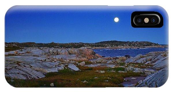 Atlantic Moon  IPhone Case