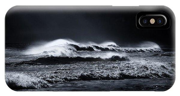 Atlantic Ocean Phone Case by Dapixara Art