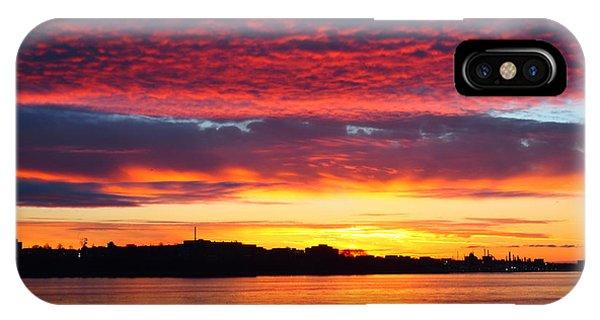 Atlantic Sunrise IPhone Case