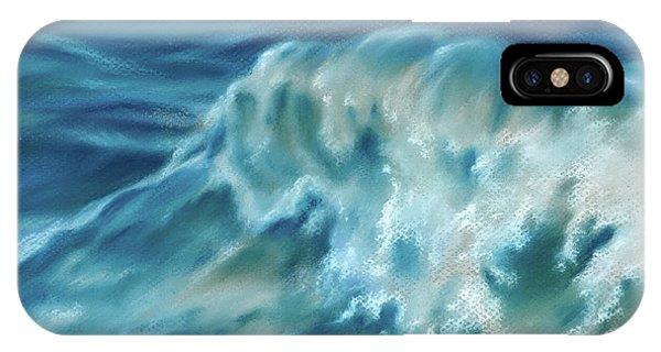 Atlantic Wave IPhone Case