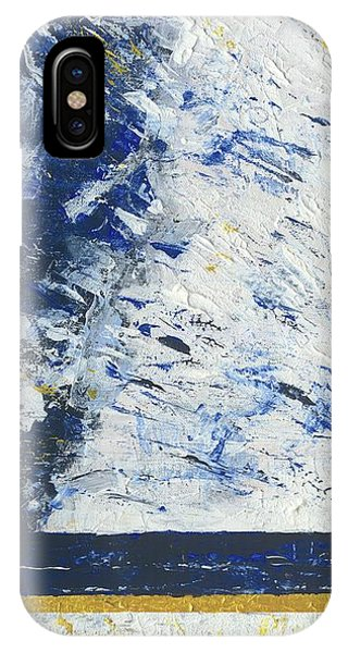 Atmospheric Conditions, Panel 1 Of 3 IPhone Case