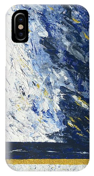 Atmospheric Conditions, Panel 2 Of 3 IPhone Case