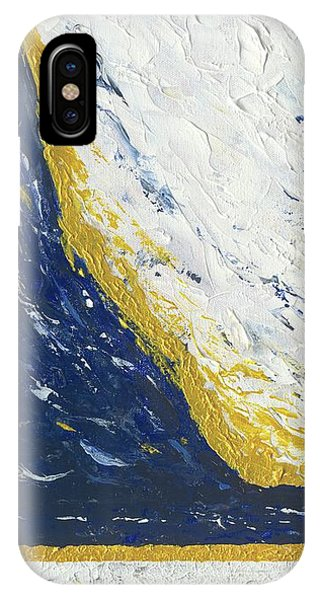Atmospheric Conditions, Panel 3 Of 3 IPhone Case