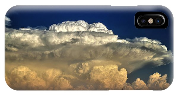 Atomic Supercell IPhone Case