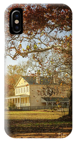 Atsion Mansion IPhone Case