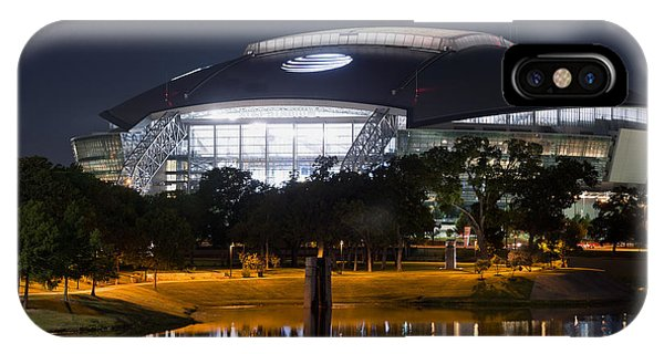 Dallas Cowboys Stadium 1016 IPhone Case