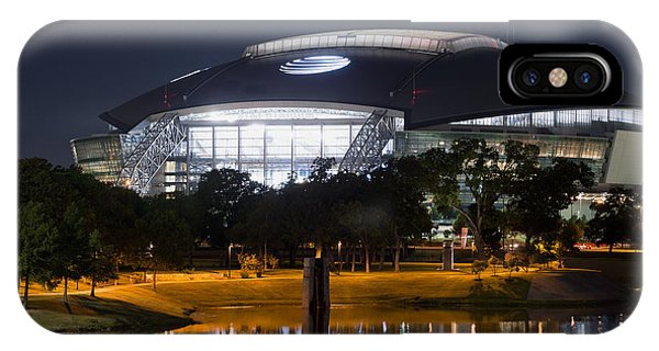 Dallas Cowboys Stadium 1016 IPhone Case