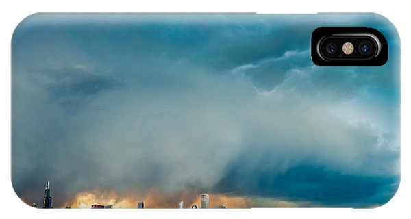 Cloud iPhone Case - Attention Seeking Clouds by Cory Dewald