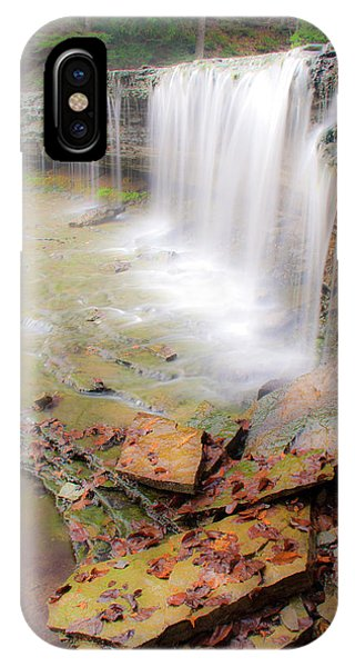 Au Train Falls IPhone Case