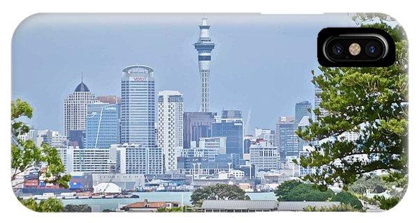 Auckland City C B D IPhone Case