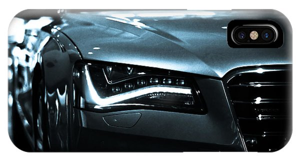 Audi A8 IPhone Case