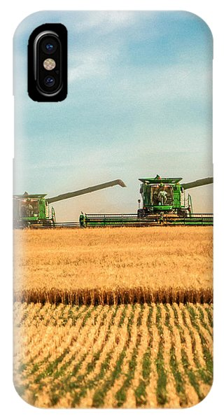 Augers Out IPhone Case