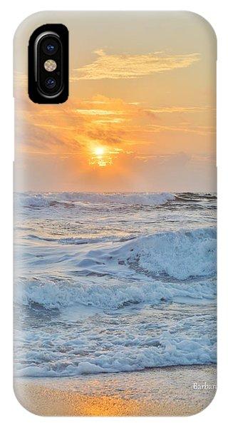 August 28 Sunrise IPhone Case