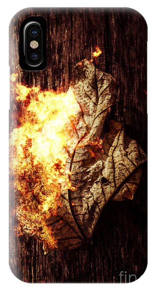 Flammable iPhone Case - August Burns Red by Jorgo Photography - Wall Art Gallery