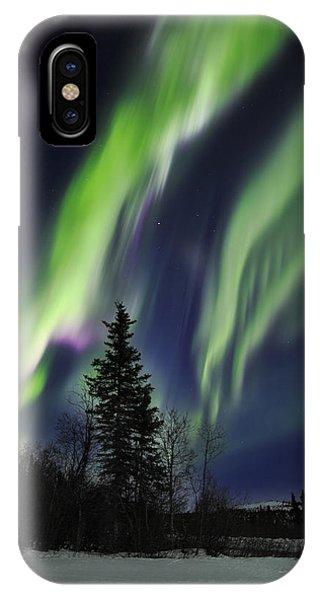 Aurora Grasp IPhone Case