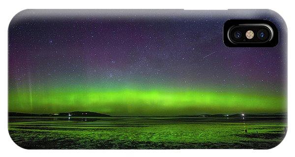 Aurora Australia IPhone Case