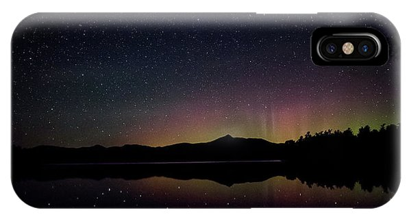 Aurora Chocorua Lake IPhone Case