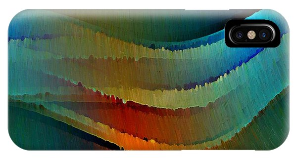 IPhone Case featuring the digital art Aurora by David Manlove