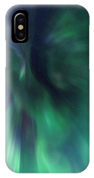 Aurora Kaleidoscope IPhone Case