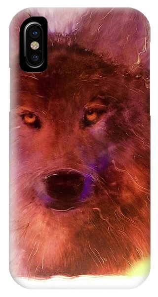 Aurora Rising IPhone Case