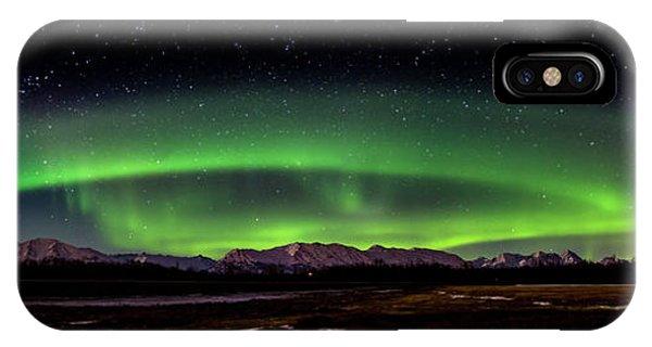 Aurora Spiral IPhone Case