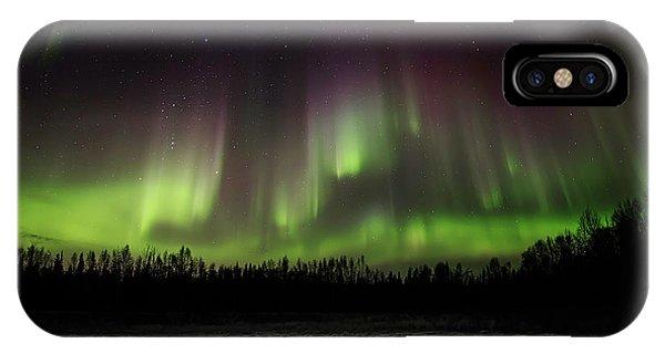 Aurora Wall IPhone Case