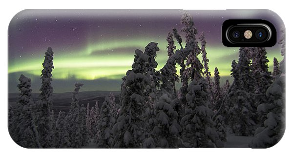 Auroral Horizon IPhone Case
