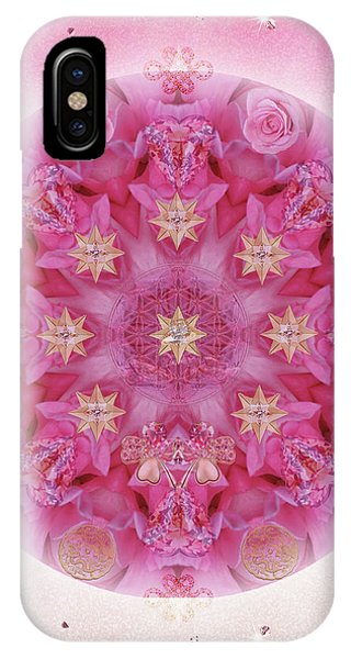 iPhone Case - Auspicious Adoration by Alicia Kent