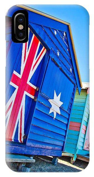 Victoria iPhone Case - Aussie Beach Shack by Az Jackson