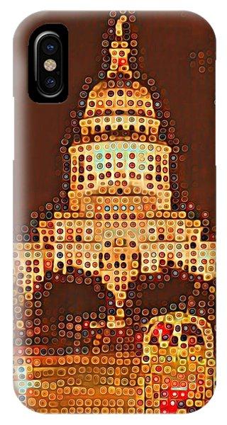 Austin Capitol At Night IPhone Case