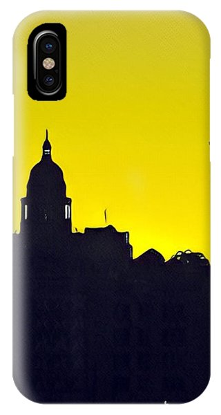 Austin Capital At Sunrise IPhone Case