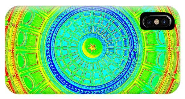 Austin Capitol Dome - 2 IPhone Case