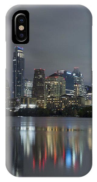 Austin Reflections IPhone Case