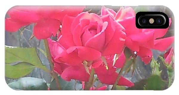 Austin Roses IPhone Case