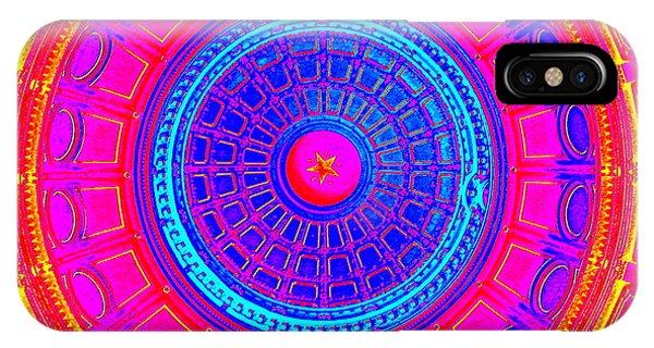 Austin Capitol Dome - 1 IPhone Case