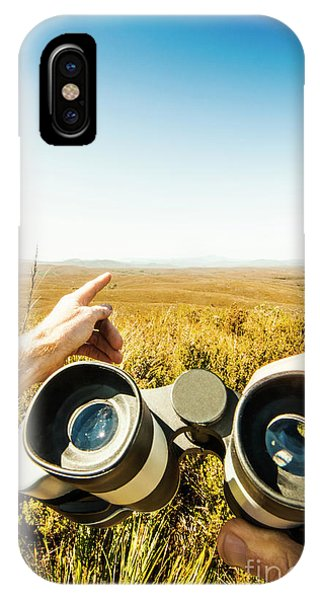 Distant iPhone Case - Australian Safari by Jorgo Photography - Wall Art Gallery