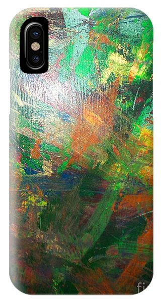 Autum Forrest 3 IPhone Case