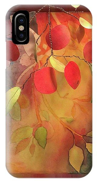 Autumn Apples 3d IPhone Case