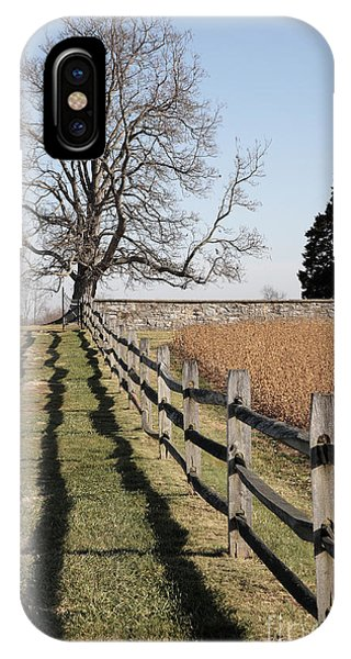 Autumn At Antietam IPhone Case