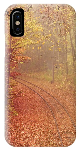 Autumn At Lake Harriet  IPhone Case