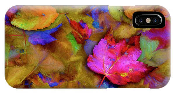 Autumn Breeze IPhone Case