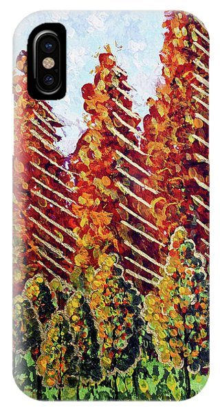 Autumn Christmas IPhone Case