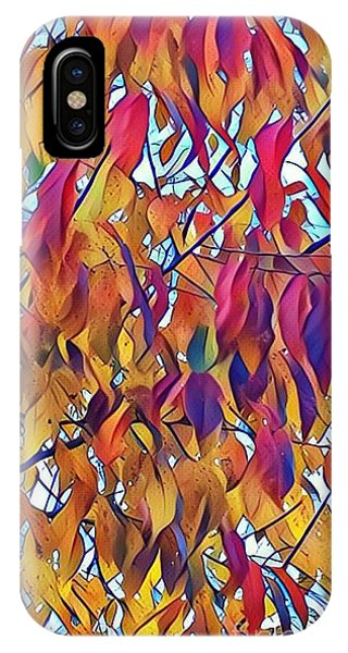 Autumn Color IPhone Case