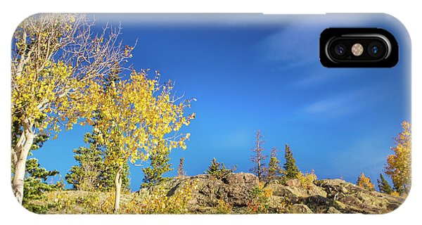 Rocky Mountain Np iPhone Case - Autumn Colors Along Dream Lake by Kunal Mehra